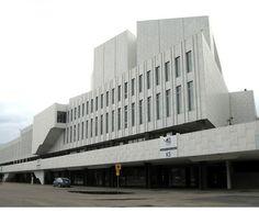 Finlandia Hall  Alvar Aalto