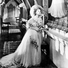 Joan Fontaine in the movie Rebecca.  Again, I know it's not music it's a movie. But I love this! I remember watching it with my mother, Rebecca (: