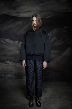 Ter et Bantine | Pre-Fall 2014 Collection | Style.com