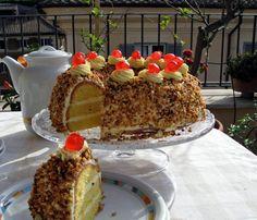 Frankfurter Kranz   typical German cake