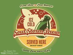 Probrewbly Bad T-Shirt Designed by oddworldinc    Source: http://teecraze.com/probrewbly-bad-t-shirt/