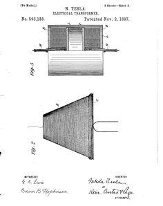 Electrical Transformer - Nikola Tesla - Easy Power Plan