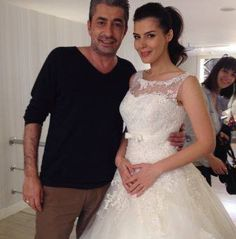 Hatice Sendil, Lace Wedding, Wedding Dresses, Bellisima, Actors, Hot, Sexy, Tv Series, Style Fashion