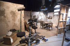 BA (Hons) Film Production Studio exhibiting it's work.