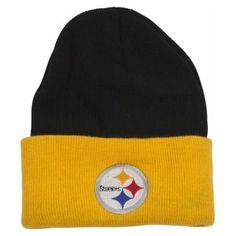 Pittsburgh Steelers NEW with Tags Authentic Beanie toque knit hat by NFL. $15.38