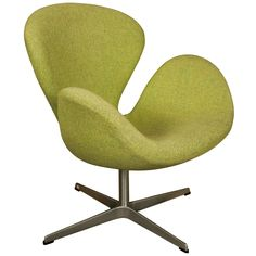 """Swan Chair"" by Arne Jacobsen for Fritz Hansen 