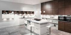 Vollholzküchen von #Bax, Designer Küchen, #Einbauküchen und #Landhausküchen - #Lebenstraum Küche  Häcker Küchen