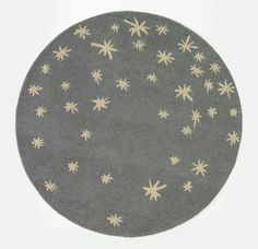 love this galaxy rug by dwell studio