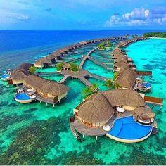 Maldives Tag a Traveler ❤️ Photo by @agusm123