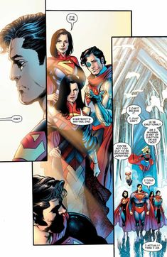 i think Bendis will give us the daughter after that event because he already let us peek into the future. I hope that in the near future will be announced about the second Lois' pregnancy. Superman And Lois Lane, Superman Art, Superman Family, Superman Stuff, Comic Book Characters, Comic Books, Dc Comics Superheroes, Comics Girls, Super Hero Outfits
