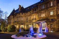 Toute l'équipe du Château de Montvillargenne vous souhaite d'excellentes fêtes de fin d'année !!