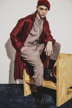 3.1 Phillip Lim Fall 2016 Menswear Fashion Show