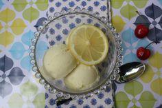 Easy Lemon Sherbet