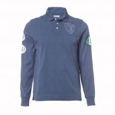 Men's henley driver overshirt