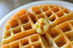 The Chew: Buttermilk Kitchen Dad's Waffle Recipe & Sourdough Starter
