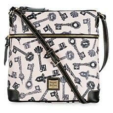 Disney Princess Keys Dooney & Bourke Letter Carrier