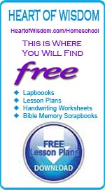 Free Lesson Plans and Bible Studies #homeschool