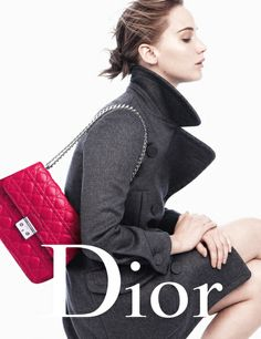jennnifer lawrence news dior photos | Jennifer Lawrence's new Miss Dior handbag campaign - Handbags News ...