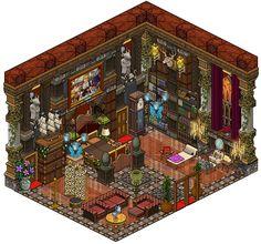 Mansion - Bedroom by Cutiezor.deviantart.com on @DeviantArt
