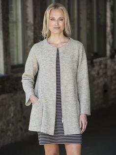 Laku coat Fall Winter, Autumn, Tunic Tops, Coat, Sweaters, Collection, Women, Fashion, Moda
