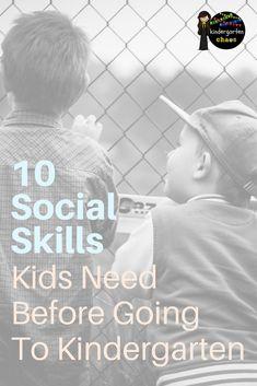 Social Skills are im