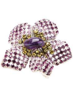 TATA BORELLO floral ring by farfetch, ht