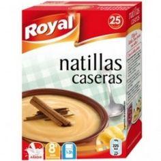 natillas royal caseras - 1pp/sobre (comprobar)