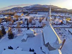 Bromont en hiver! Photo : PierreDunnnigan