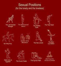 Are Fun sex posions are