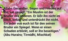 Hadiths deutsch