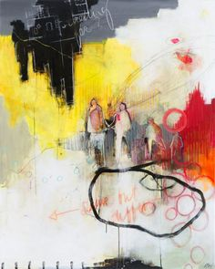 Malerier | Casper Eliasen