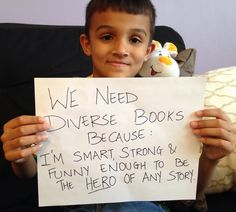 Image result for we need diverse books because I'm beautiful