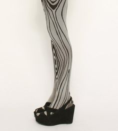 Awesome tights, awesome shoes