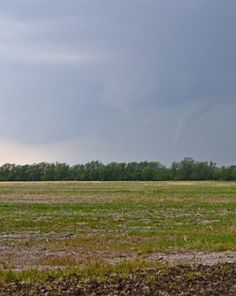 Rope tornado near Viola - about 15 minutes from my home.  May 19, 2013