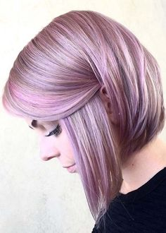 Visit this page to see the breathtaking purple ombre hair color trends for you to show off right now. You have to know that purple has unique blend of colors. If you are thinking to change your old or boring hair colors then you really need to display these awesome purple hair colors in 2018.