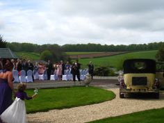 Open air weddings in West Wales  http://www.weddingswales.co.uk/venues/falcondale/falcondale-civilceremonies