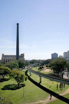 Usina do Gasômetro  foto: Jonathan Heckler/PMPA  Homenagem da Foxter Cia. Imobiliaria   http://www.foxterciaimobiliaria.com.br