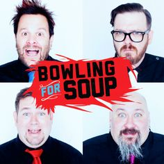 Bowling For Soup- a band I recently never heard of, but has a really good sound and original music. It is of the Punk Rock genre, and is on Spotify.