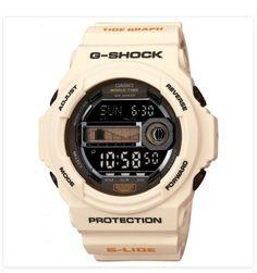 G Shock Casio G-Lide GLX150 Tide Sport Digital Time Rare Fashion Wrist Watch -  $105.99   http://topstreetwearclothingbrands.com/mens-urban-fashion-watches/  #MensUrbanFashionWatches #Watches #Gshock #MensUrbanFashion #UrbanFashion