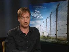 David Thewlis - The Boy in the Striped Pyjamas interview