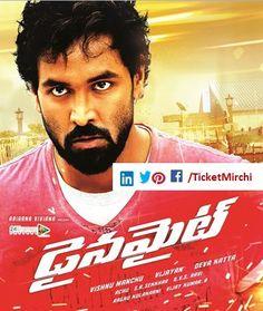 Check out #Vishnumanchu upcoming Movie #Dynamite Poster...