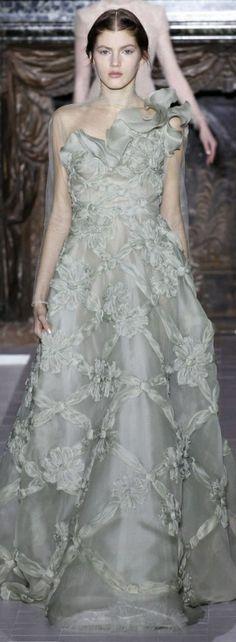 Valentino ● Couture S/S 2013