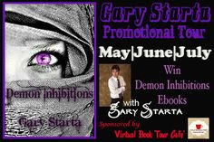 Spotlight - Demon Inhibitions by Gary Starta Rafflecoptor prizes!
