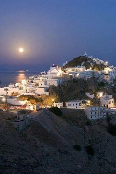 Serifos, Cyclades Greece Islands, Archipelago, Paris Skyline, Paradise, Greek, Outdoors, Sunset, Canvas, Photos