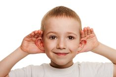 How Hearing Affects Your Child's Speech And Language Development - North Shore Pediatric Therapy Speech Language Pathology, Speech And Language, Speech And Hearing, Hearing Aids, Bible Object Lessons, Learn Portuguese, Sensory Processing Disorder, Auditory Processing, Good Listener