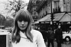Marianne Faithfull, 1960s.