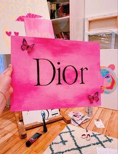 Cute Easy Paintings, Simple Canvas Paintings, Small Canvas Art, Easy Canvas Painting, Mini Canvas Art, Diy Canvas, Diy Painting, Easy Canvas Art, Aesthetic Painting