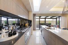 Simonds Homes - Cambridge Kitchen Tops, Kitchen Dining, Simonds Homes, Storey Homes, Cool Kitchens, New Homes, House Design, Cambridge, Interior Design