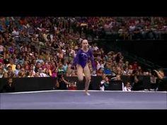 Gymnastics Montage- Domino... just mute it...