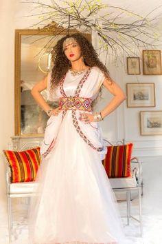 L'impératrice Algerienne par A'ina Couture
